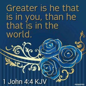 greater is he that