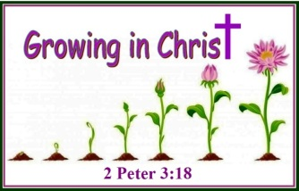 grow in christ 2